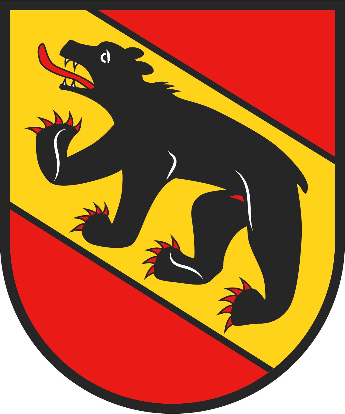 Wappen des Kantons Bern