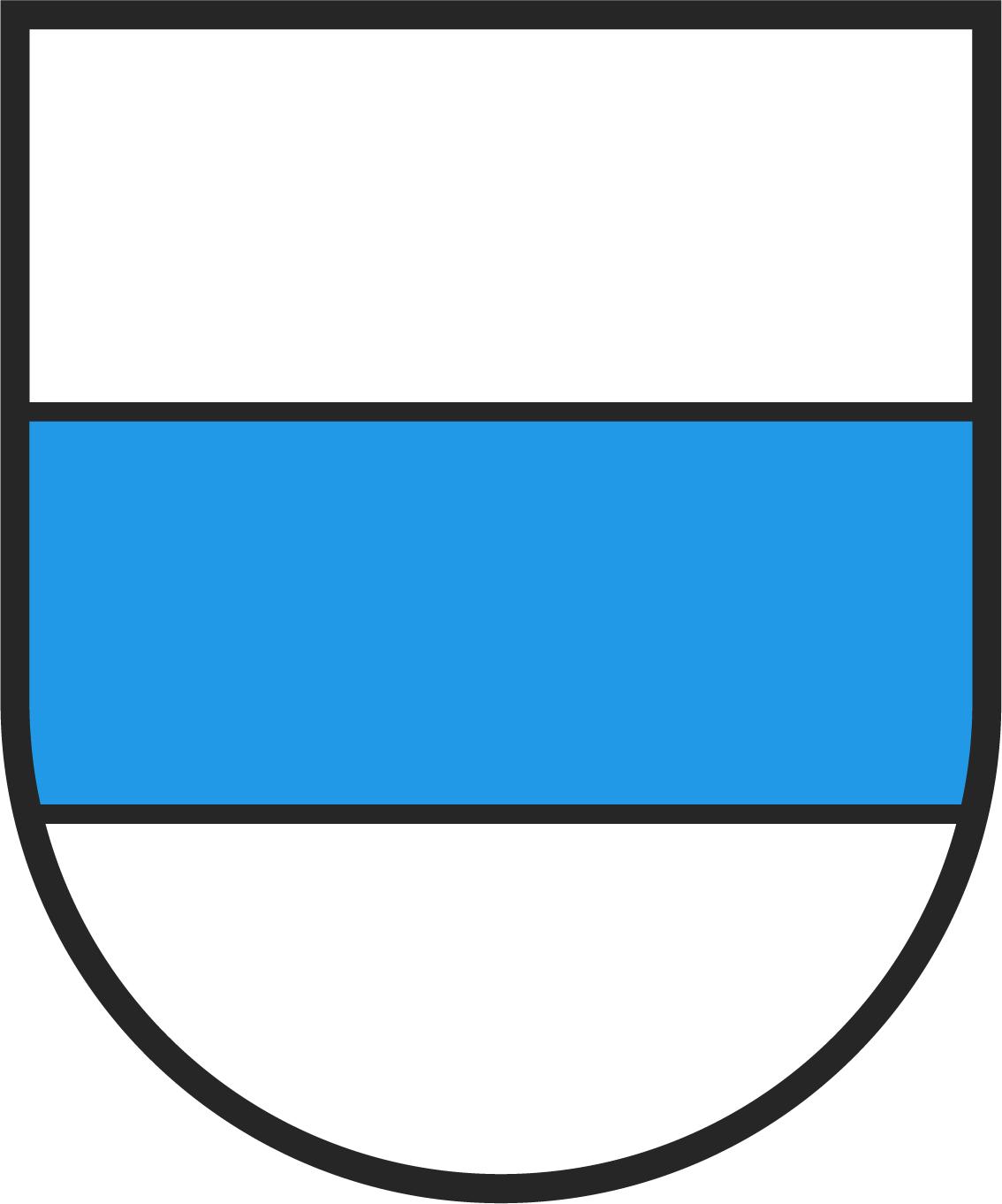 Wappen des Kantons Zug