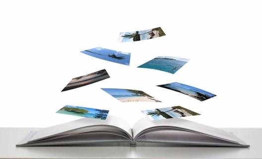 Fotobücher erzählen aus dem Leben – kreativ, edel, praktisch