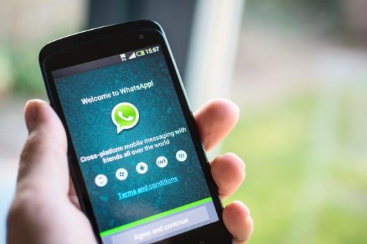 WhatsApp-AGB: Jeder Nutzer tritt sämtliche Bildrechte ab
