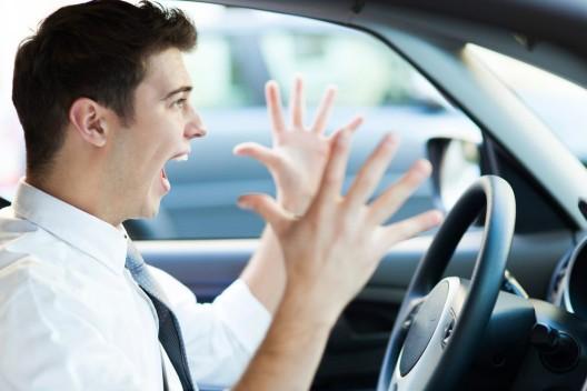Stress durch Strassenverkehr: So sorgen Sie vor