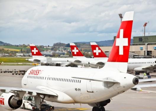 Swiss stellt Flüge nach Tel Aviv temporär ein