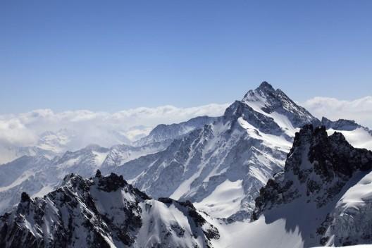 Klimawandel schuld? Die Schweizer Alpen bröckeln