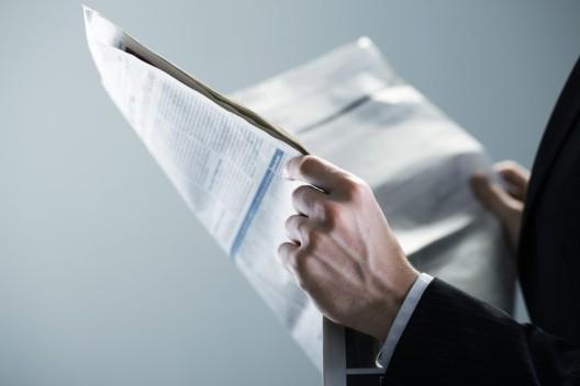 Sterben die Schweizer Zeitungen?