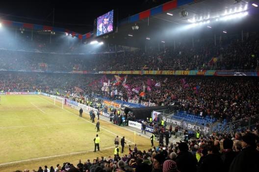 Beim FC Basel