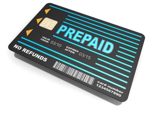 Manche Kreditkarten haben inzwischen schon eine Prepaid-Funktion. (© JNT-Visual - shutterstock.com)