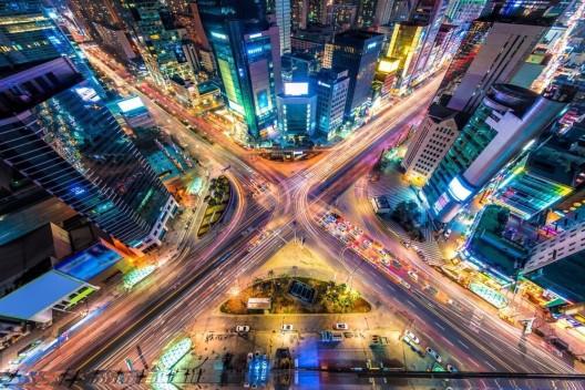 Das Leben in der Megastadt der Zukunft