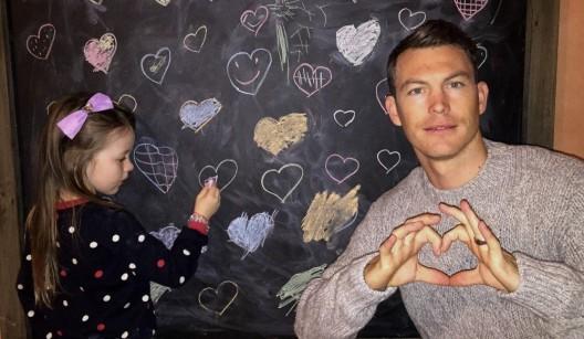 Stephan Lichtsteiner unterstützt Schweizerische Herzstiftung