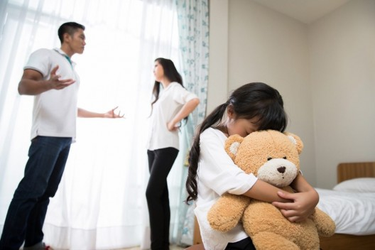 Früh übt sich: Kleinkinder erkennen Stress