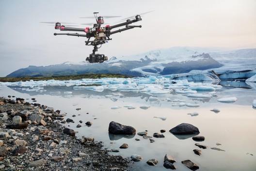 Datenauswertung von Flugdrohnenaufnahmen bald in Echtzeit?