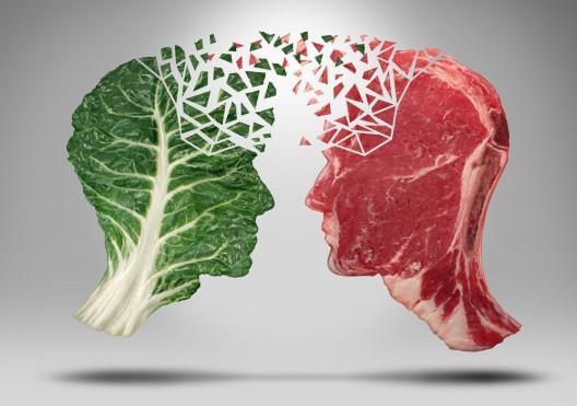 Vegan vs. Fleisch: Bevormundung oder Gleichberechtigung?