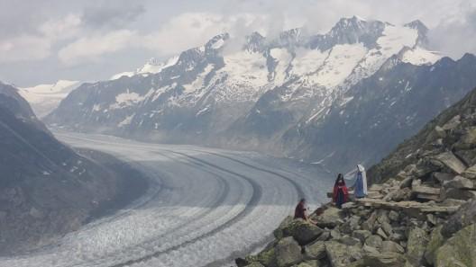 """Schweizer Bergwelt inspiriert Tolkien zu """"Herr der Ringe"""""""