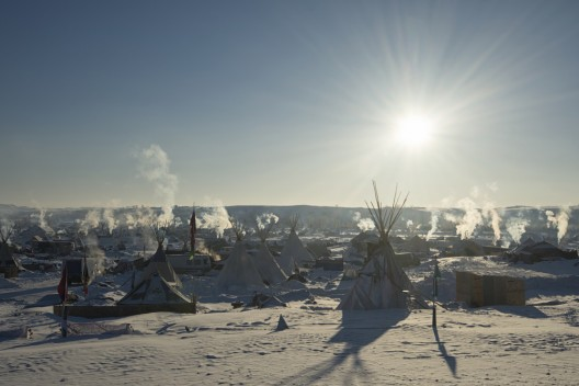 US-Pipeline durch Sioux-Gebiet: Credit Suisse ist Hauptgeldgeber