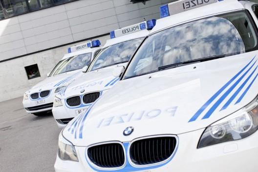 Wettingen AG: Zahlreiche Kontrollschilder in der Nacht gestohlen - Zeugenaufruf