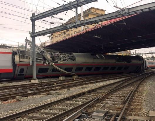 Luzern – Horw LU: Nach Zugentgleisung nimmt Zentralbahn Betrieb wieder auf