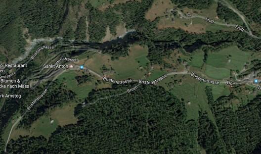 Kanton Uri / Update Bristenstrasse: Zivilschutz hilft mit