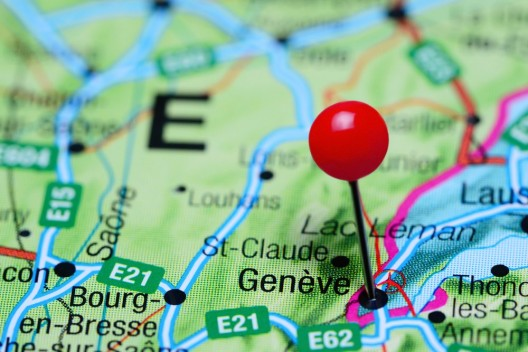 Genf GE: Motorradlenker fällt auf - hat keinen Führerausweis