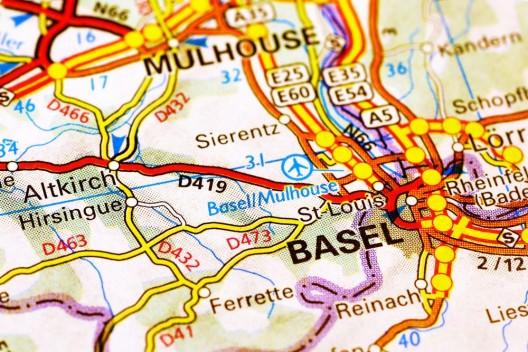 Riehen BS: Brandfall am Breitmattenweg - Zeugenaufruf