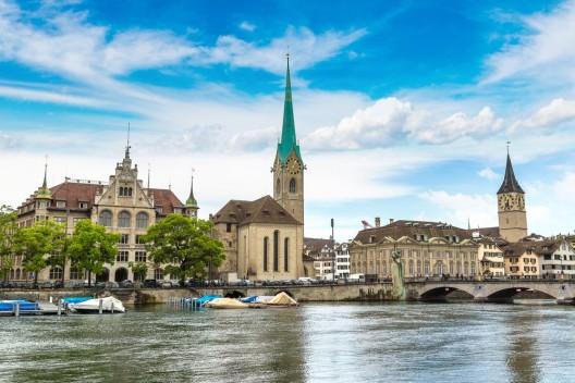 Kanton Zürich: Angehende Polizistinnen und Polizisten werden feierlich vereidigt