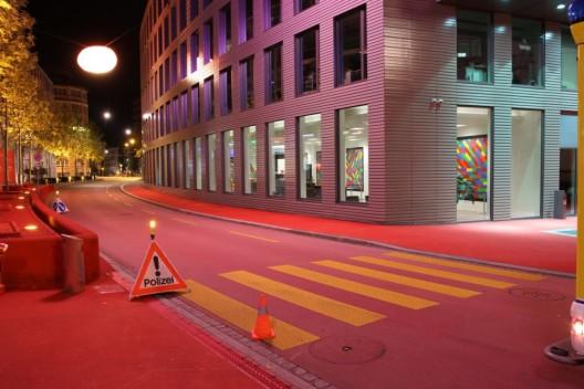 Stadt St.Gallen: Unbekanntes Auto fährt Joggerin an und flüchtet – Zeugenaufruf