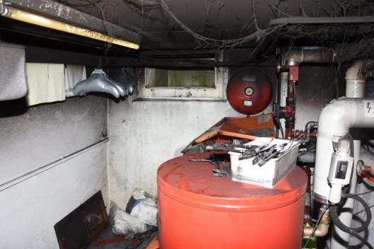 Gossau SG: Schwellbrand mit starkem Rauch in Einfamilienhaus