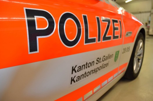 Montlingen SG: Einbruchdiebstahl in Club - Zigaretten und Bargeld gestohlen