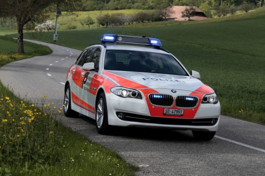 Kapo Solothurn führte zahlreiche Kontrollen für mehr Verkehrssicherheit durch