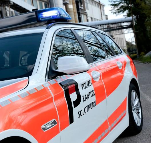 Kanton Solothurn: Sicherheit im Strassenverkehr durch gute Sichtbarkeit