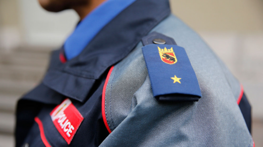 Kanton Bern: Verstärkung für die Polizei - 41 neue Korpsangehörige feierlich vereidigt