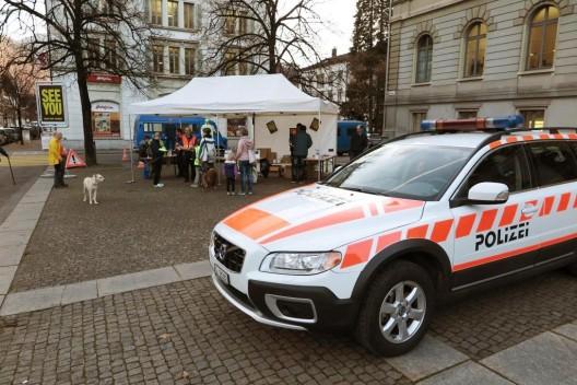 Kantonspolizei Glarus: Aktion
