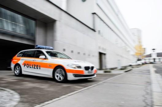 Stadt St.Gallen SG: Tödlicher Arbeitsunfall - 58-jähriger Landwirt stirbt