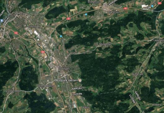 Zofingen AG: Feuerwehr schafft neues Fahrzeug an