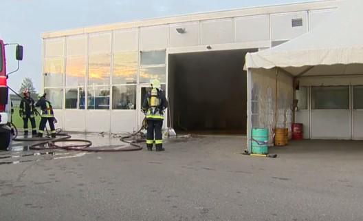 Schlatt TG: Brand in Garage ausgebrochen – grosser Sachschaden (Video)
