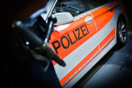 Zürich ZH: Ein Verletzter (27-jähriger Mann) bei Verkehrsunfall - Zeugenaufruf