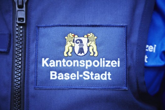 Basel BS: Kontrolle im