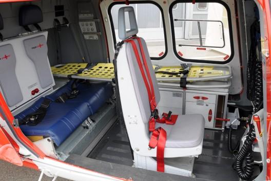Mosnang SG: Verletzter Fussgänger mit Rega ins Spital geflogen