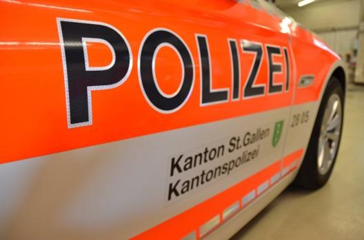 Goldach SG: 43 Kontrollschilder gestohlen – zwei junge Schweizer gefasst
