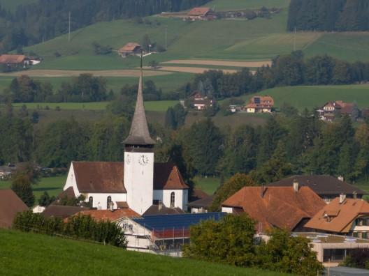 Lauperswil BE: Drei mutmassliche Einbrecher in Haft genommen