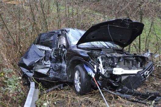 Schönenwerd / Gretzenbach SO: Mit auffälliger Fahrweise Kollisionen verursacht
