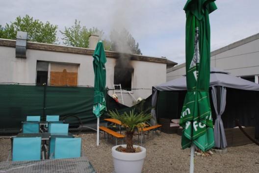 Schaffhausen SH: Brand in Werkstatt ausgebrochen – niemand verletzt