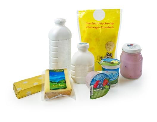 Molkerei-Käserei Schnider AG in Giswil OW: Frische regionale Milchprodukte