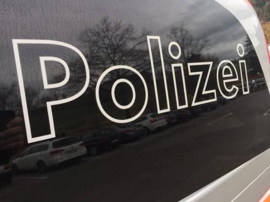 Stadt Luzern: Schweizer (47) mit geklautem Kontrollschild und Waffe erwischt