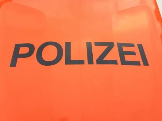 Rheineck SG: Rennradfahrer prallt in parkiertes Auto und verletzt sich