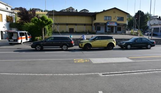 Eschen (FL): Auffahrunfall mit drei Fahrzeugen – niemand verletzt