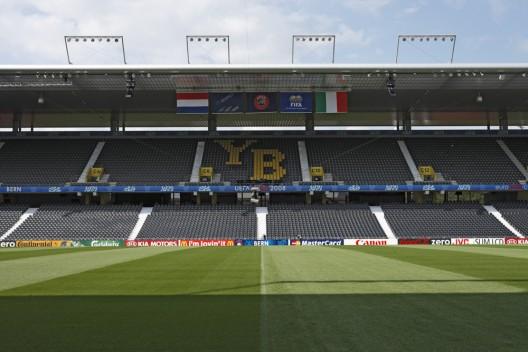 Bern BE: Verkehrseinschränkungen wegen Fussballspiel – Wachen geschlossen