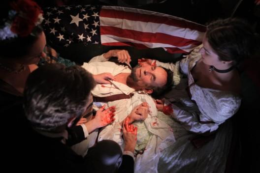 Lincoln-Attentat: Neue Doku zeichnet Mordkomplott nach