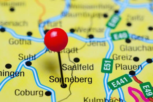 Sonneberg (D): Junge Polizistin bei Einsatz durch Blitzschlag lebensgefährlich verletzt