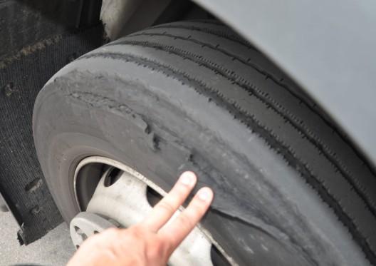 Neuenkirch LU: Chauffeur verstösst gegen die Arbeits- und Ruhezeitverordnung