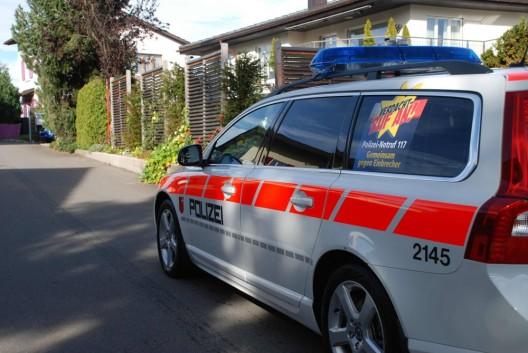 Wollerau SZ: Einbrecher erbeuten Schmuck - bei Verdacht Telefon 117
