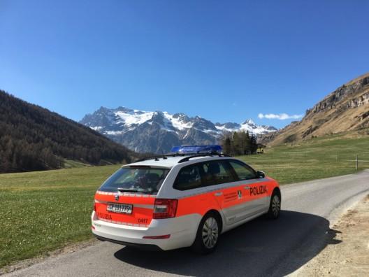 Filisur - La Punt GR: Verkehrsbehinderung wegen La Diagonela Summer Race